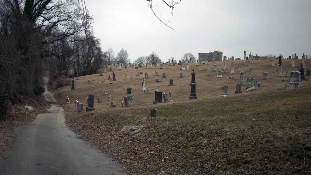 Western Cemetery (2015)