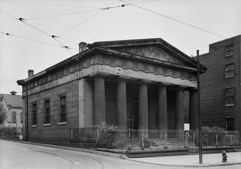 McKim's Free School, 1936