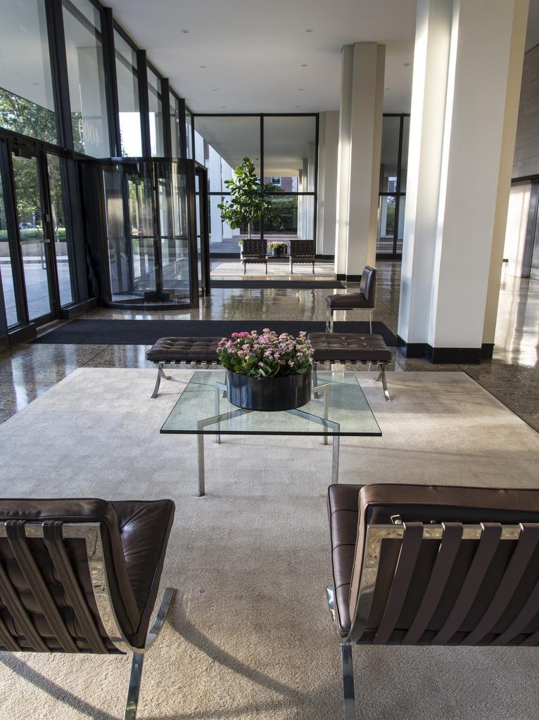 Lobby, Highfield House (2015)