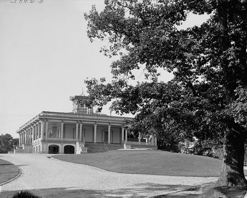 Mansion House (c.1900)
