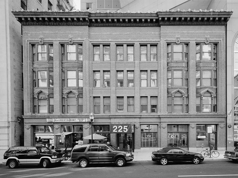 Vickers Building