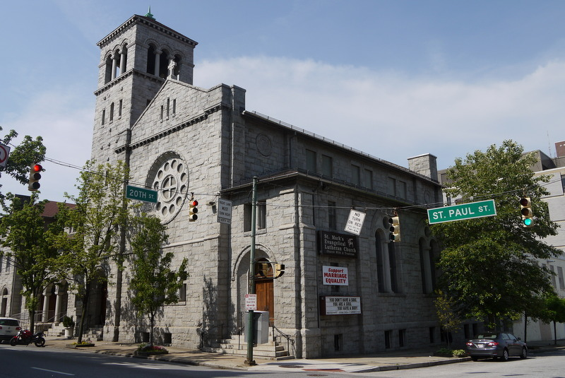 St. Marks Evangelical Lutheran Church (2012)