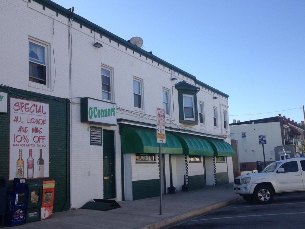 O'Connor's Liquors Building (2014)
