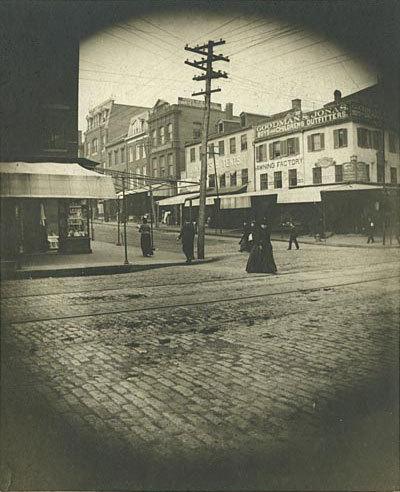 Howard & Lexington Streets (1896)