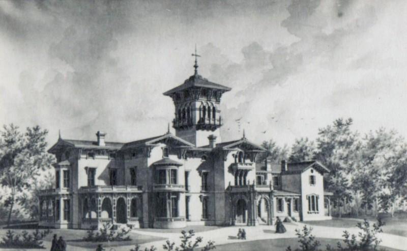 Guilford Mansion