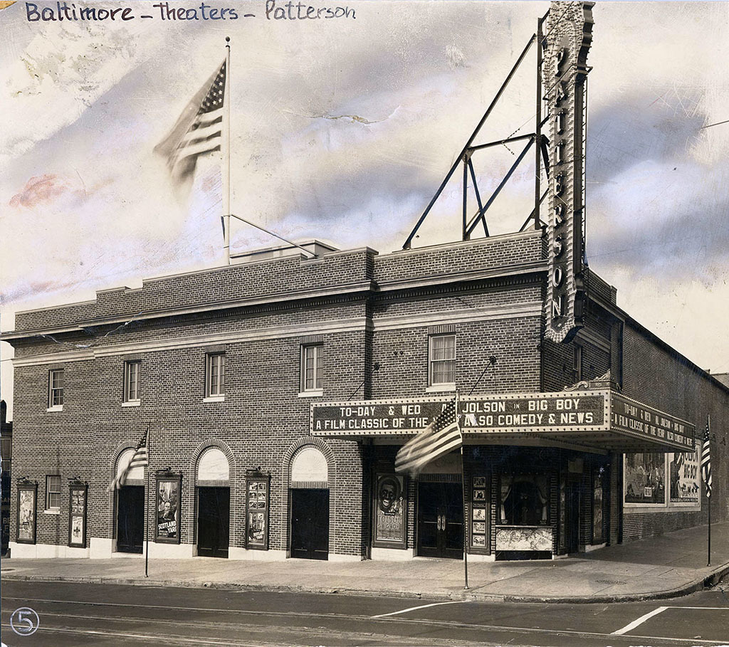 Patterson Theater, 1930