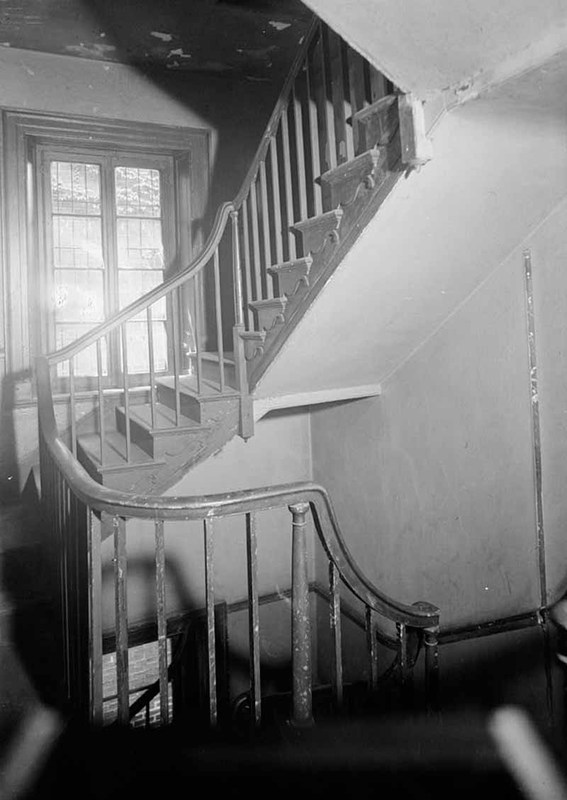 Interior, Mother Seton House (1936)