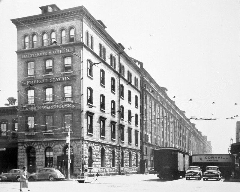 Camden Warehouse