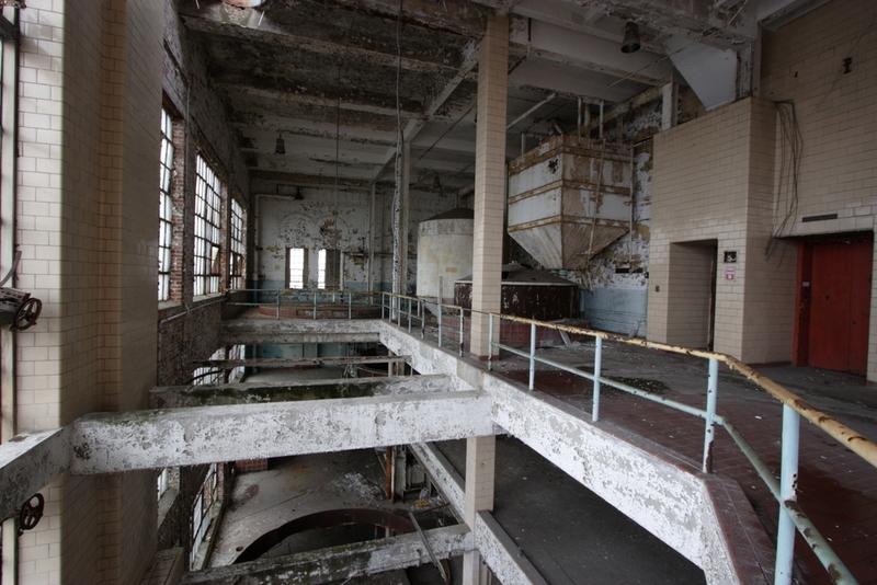 Interior, Gunther Brewery (2007)