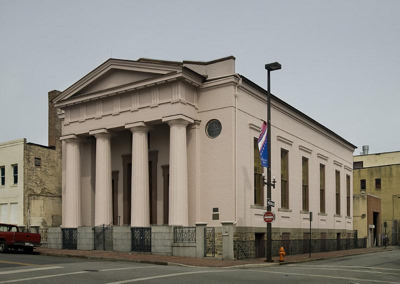 Lloyd Street Synagogue, after restoration (c. 2010)