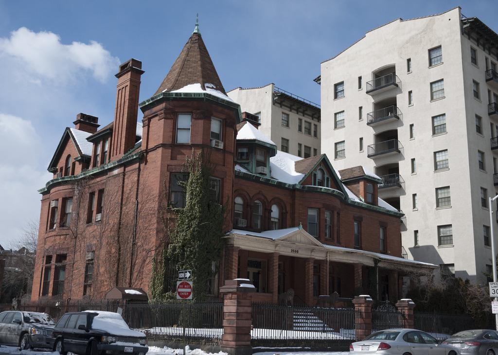 Emerson Mansion (2015)