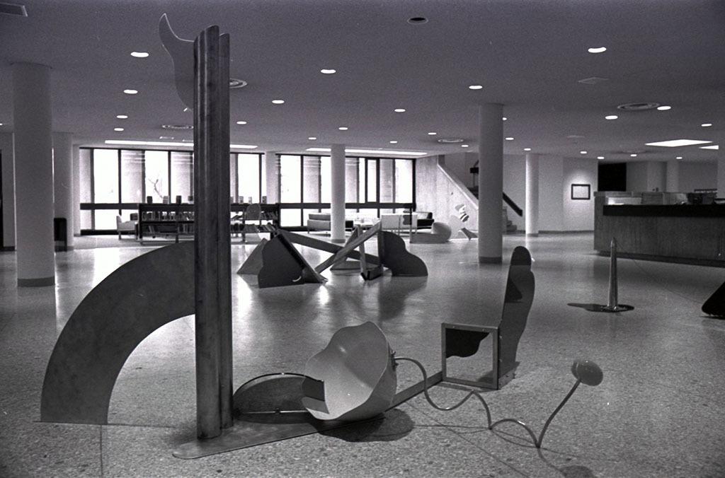 UMBC Library Gallery