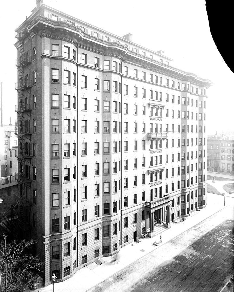 Severn Apartment Building