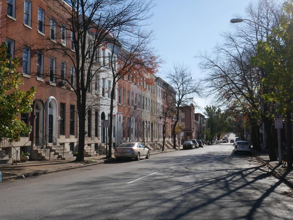 1900 block of Druid Hill Avenue (2015)