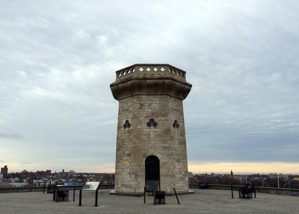 Moorish Tower (2015)