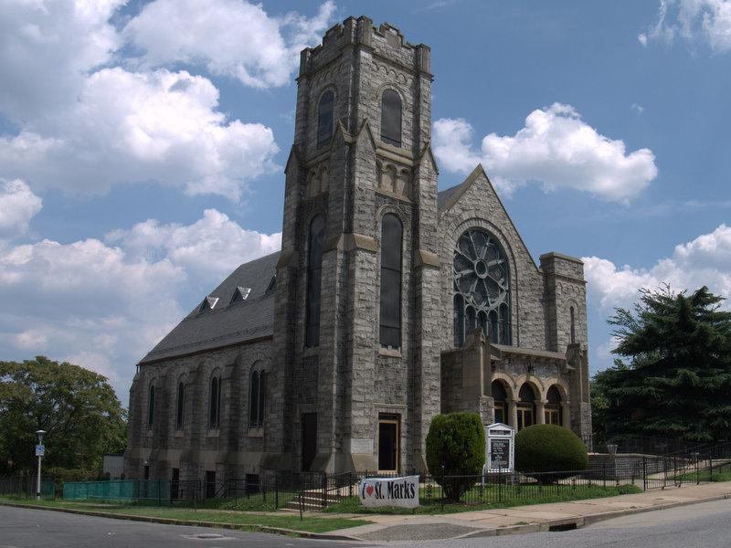 St. Mark's Institutional Baptist Church