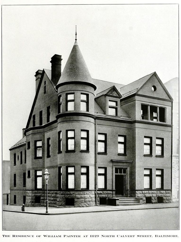 William Painter Residence, c. 1914