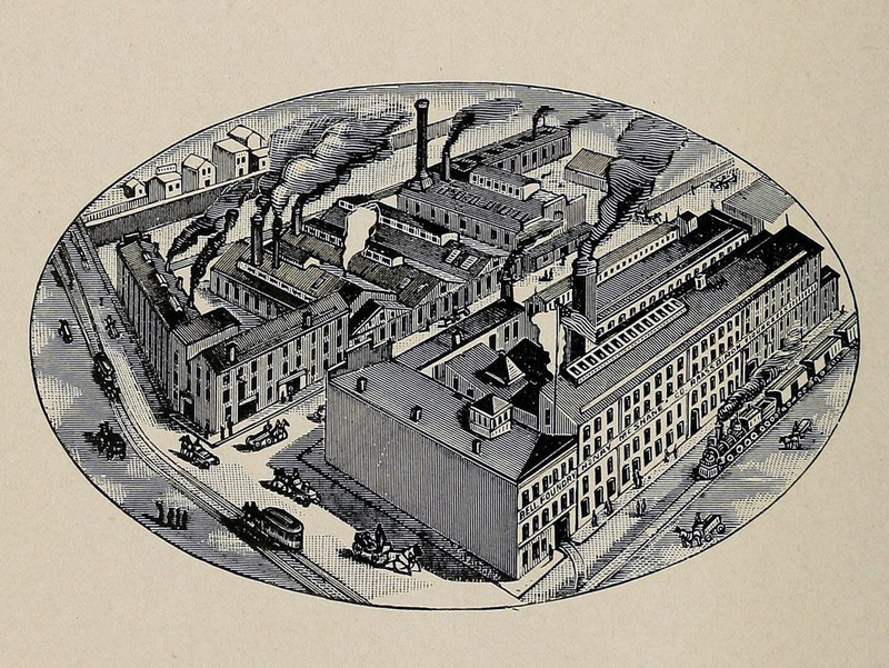 McShane Bell Foundry (1900)