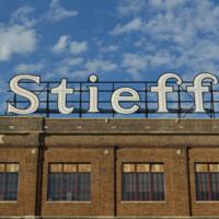 Detail, Stieff Silver Building (2011)